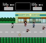 City Adventure Touch: Mystery of Triangle NES Shopping center