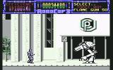 RoboCop 3 Commodore 64 That cyborg looks too powerful for Robocop
