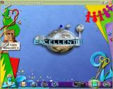 Hoyle Kids Games Windows When the player wins a game a space ship flies on screen to congratulate them