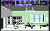 RoboCop 3 Commodore 64 Level 4: Inside the OCP building