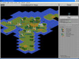 Sid Meier's Civilization II Windows My island