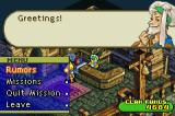 Final Fantasy Tactics Advance Game Boy Advance The pub is where you look for work and information