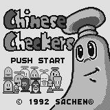 Chinese Checkers Supervision Cute title screen.