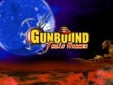 Gunbound title screen