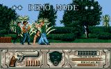 Wild Streets DOS Demo Mode