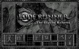 Lode Runner: The Legend Returns DOS Title screen (16-color VGA)