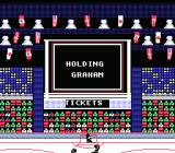 Wayne Gretzky Hockey NES Graham gets caught for holding