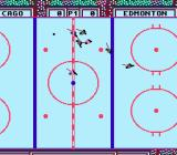 Wayne Gretzky Hockey NES Chasing the puck