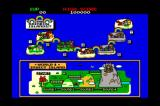 Taito Legends Xbox ... and the ingame overview map