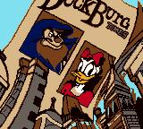 Disney's Donald Duck: Goin' Quackers Game Boy Color Newspaper