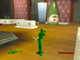 Army Men: Sarge's Heroes 2 Nintendo 64 First enemy is dead!