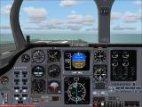 Vietnam Carrier Ops Windows The A-6 Intruder instrument panel, pilot's side