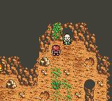 Lufia: The Legend Returns Game Boy Color Lesson in caves