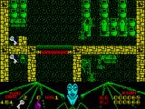 The Astonishing Adventures of Mr. Weems and the She Vampires ZX Spectrum Graves - sources of dead