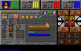 Dungeon Master II: Skullkeep Amiga the same old and perfect interface