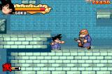 Dragon Ball: Advanced Adventure Game Boy Advance In Pilaf's castle
