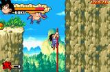 Dragon Ball: Advanced Adventure Game Boy Advance Move on  magic stick