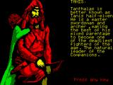 Heroes of the Lance ZX Spectrum Archer, needed in almost every RPG team