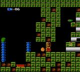 Metroid NES Dead end... in this time