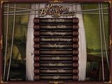 Age of Sail II: Privateer's Bounty Windows Title Screen / Menu