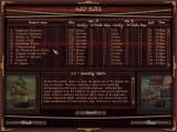 Age of Sail II: Privateer's Bounty Windows Single Battle Selection