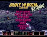 Duke Nukem 3D: Atomic Edition Windows Main menu