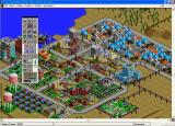 SimCity 2000: CD Collection Windows 3.x Zoom in