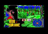 Bob Morane: Jungle 1 Amstrad CPC The foliage thickens....