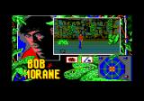Bob Morane: Jungle 1 Amstrad CPC In the temple