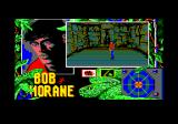 Bob Morane: Jungle 1 Amstrad CPC A dead end?