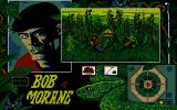 Bob Morane: Jungle 1 Atari ST Yellow thing being a literal pain in the rear