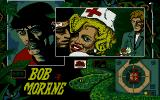 Bob Morane: Jungle 1 Atari ST I guess the nurse is here to take a look at my bloody nose