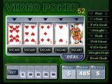 Video Poker 52 Browser No winning hand.