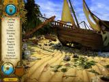 Pirate Mysteries iPad Shipwreck Beach - objects