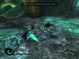 Legacy of Kain: Defiance Windows Fight against creature... and eat soul