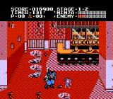 Ninja Gaiden NES Lost boss fight