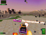Twisted Metal 2 Windows Some fire is effective