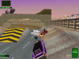 Twisted Metal 2 Windows Now, time to death