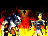 Killer Instinct Gold Nintendo 64 Wolf hungry.