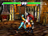 Killer Instinct Gold Nintendo 64 Painful choke