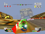 Extreme-G Nintendo 64 In the bound