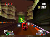 Extreme-G Nintendo 64 Catch the power up
