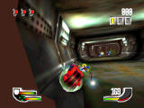 Extreme-G Nintendo 64 Wall ride