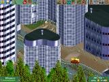 RollerCoaster Tycoon 2: Time Twister Windows More skyscrapers