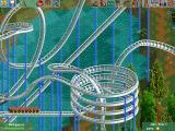 RollerCoaster Tycoon 2: Time Twister Windows Design crazy rollercoasters