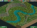 RollerCoaster Tycoon 2: Time Twister Windows Huge landscapes