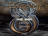 Wizardry 8 Windows Main Menu