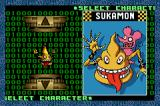Digimon: Battle Spirit Game Boy Advance Sukamon