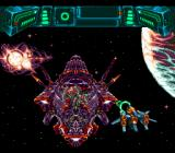 Soulstar SEGA CD The backgrounds start off teeny tiny...