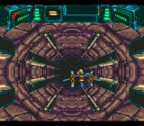 Soulstar SEGA CD A Tunnel